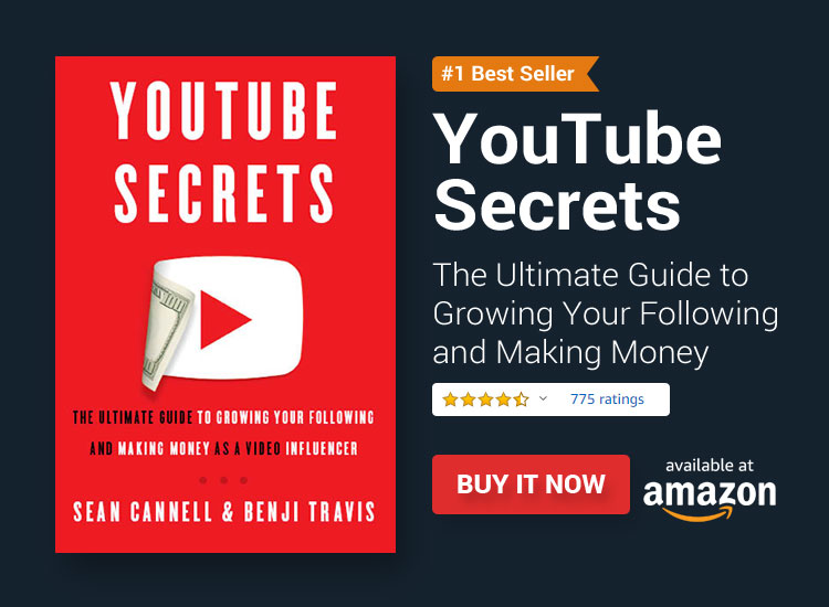 YouTube Secrets Book