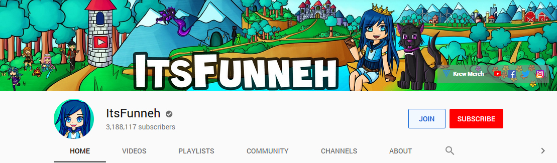 youtube banner art