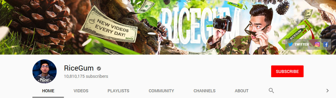 cute youtube banner ideas