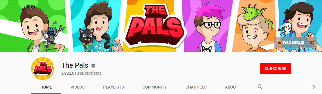 YouTube channel banner ideas