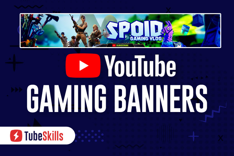 YouTube Gaming Banner