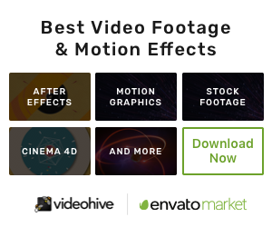 Best Video Footages & Motion Effects