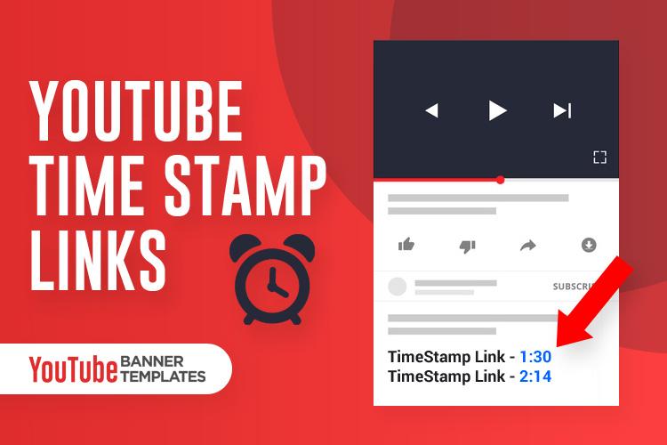 Youtube Timestamp links
