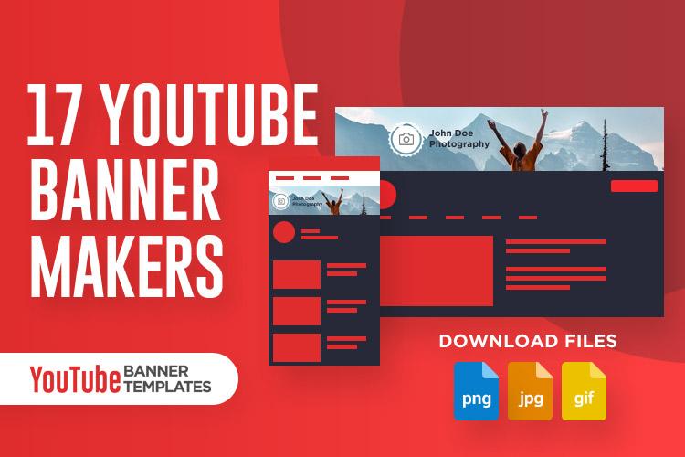 YouTube Channel Art Maker & Banner Creator Free