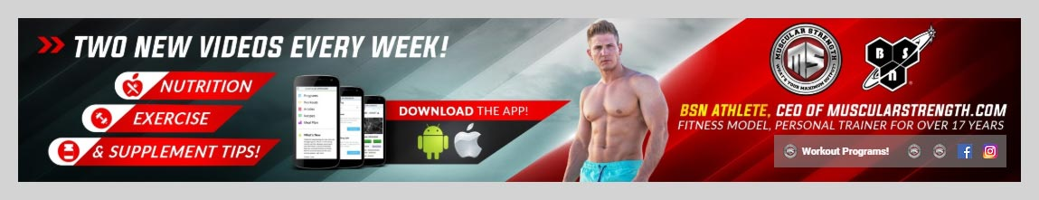 Scot tHerman Fitness YouTube Channel Art Design