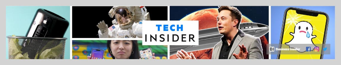 Tech-Insider YouTube Channel Art Design