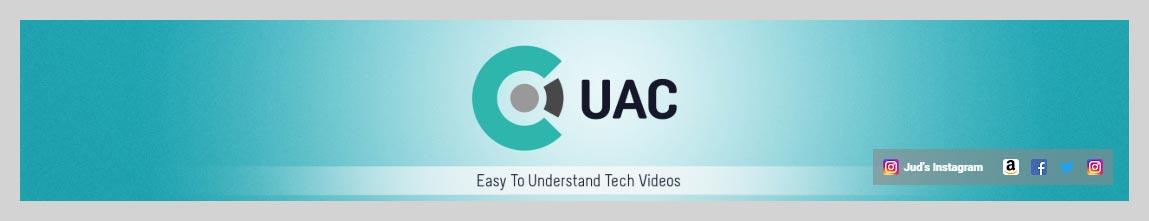 UrAvgConsumer YouTube Channel Art Design