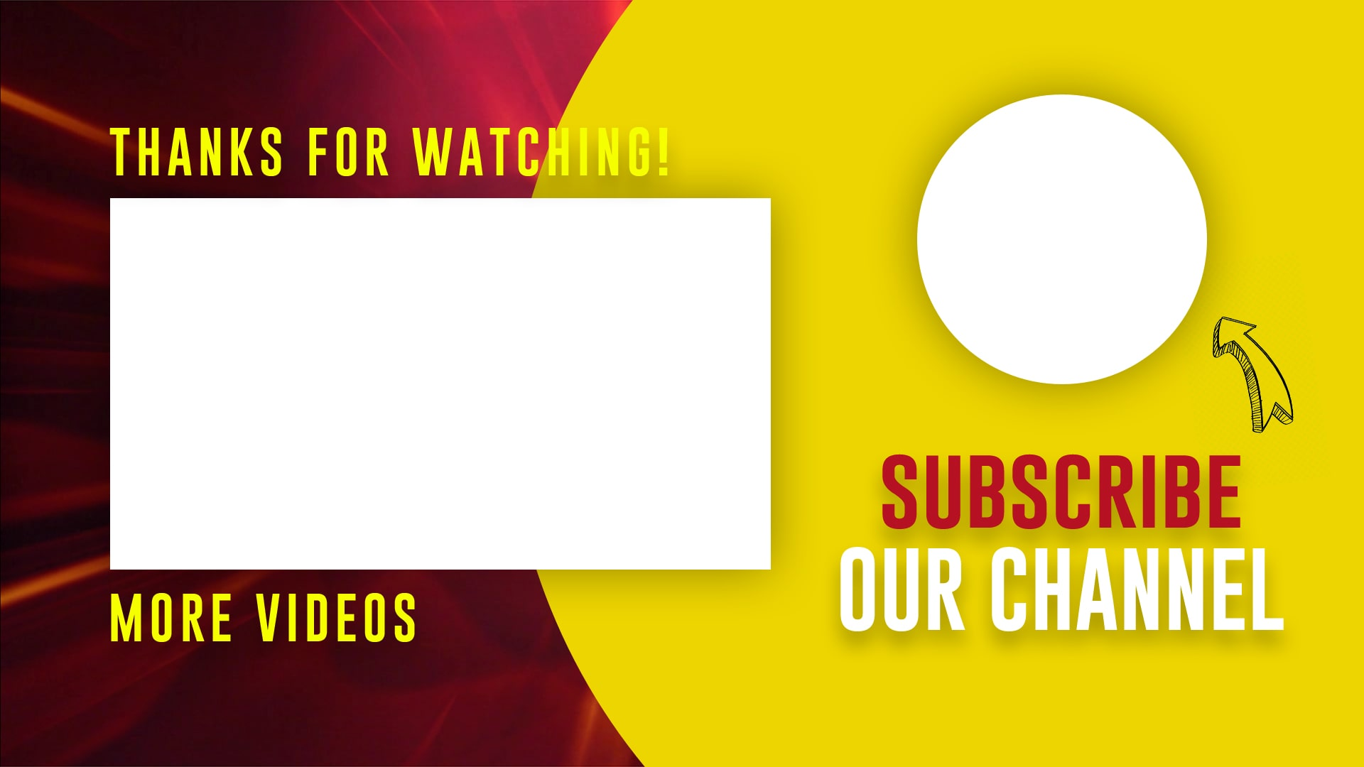youtube outro without watermark