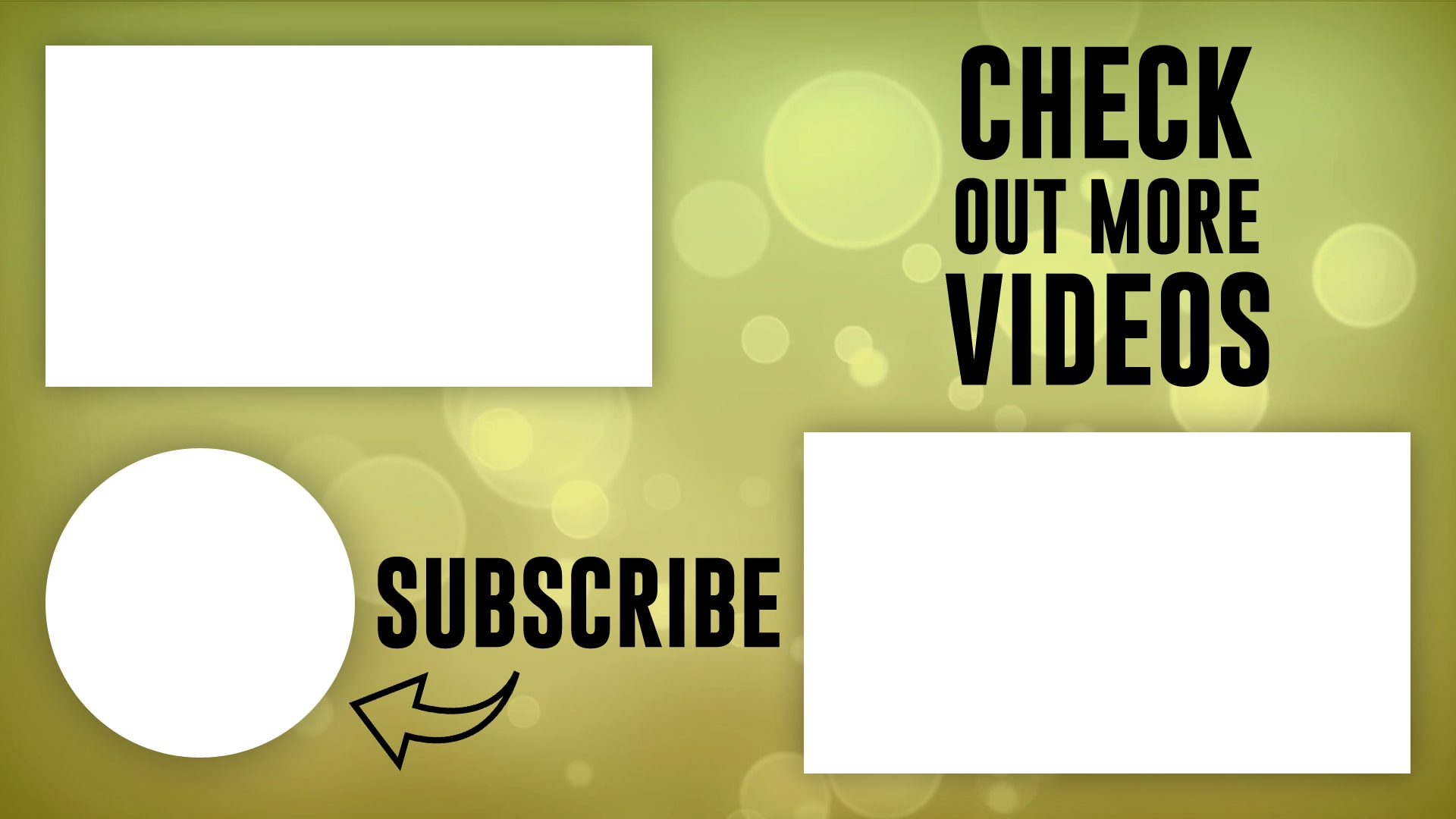 free 2d outro template