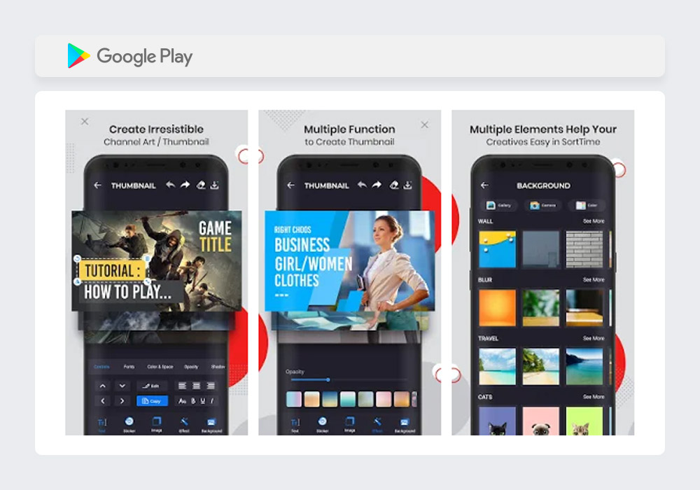 How to Create a YouTube Banner in Android Phone
