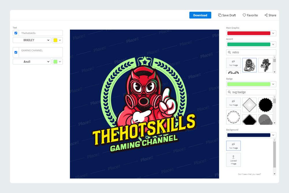 Logo Maker for YouTube