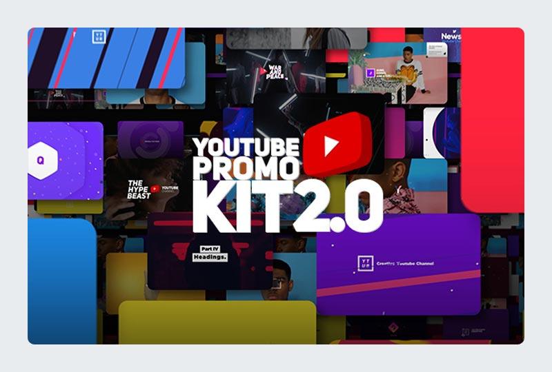 YouTube Promo Kit 2.0