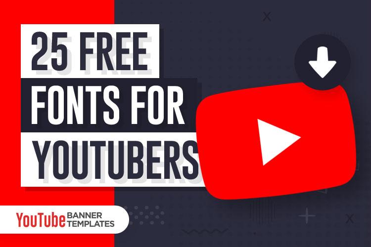 YouTube Fonts