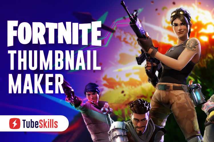 Fortnite Thumbnail Maker