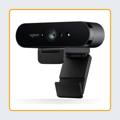 ogitech BRIO Ultra HD Webcam