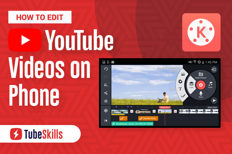 How to Edit YouTube Videos on Phone
